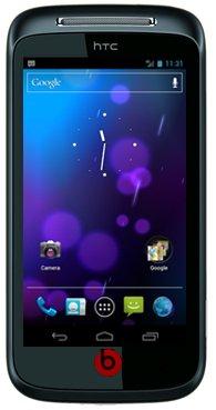 HTC Primo mockup