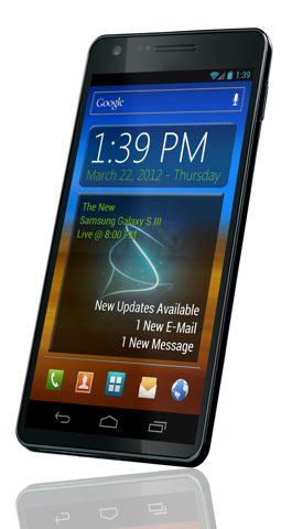 Alleged Samsung Galaxy S3