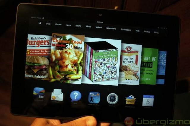 Amazon Kindle Fire HDX 8 9 Review | Ubergizmo