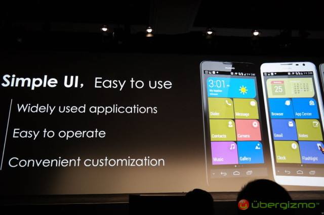 Huawei Ascend Mate 2 Hands-On Review   Ubergizmo