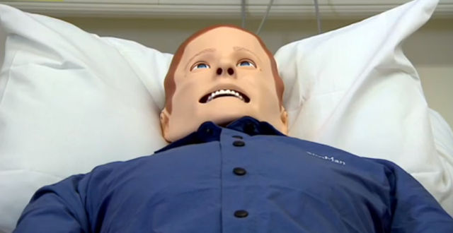medical-mannequin