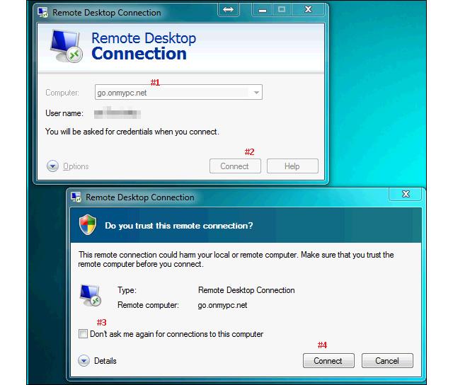 Mesh Commander Remote Desktop
