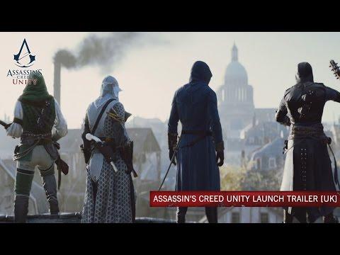 ac unity launch