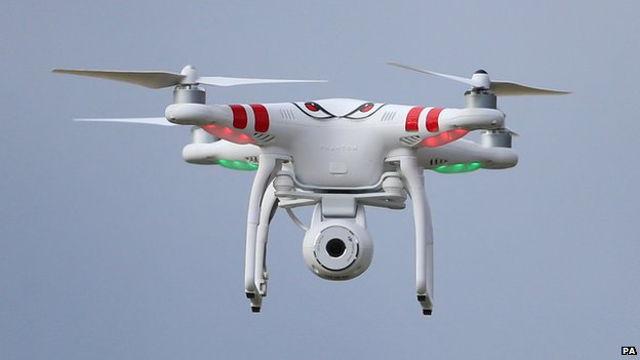 drone-harrass
