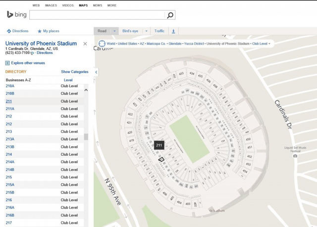 Bing-Venue-Maps