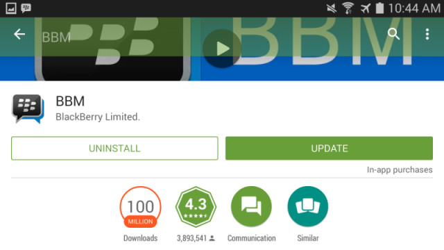 bbm-for-android-100-million
