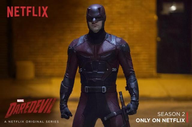 Daredevil season 2 renew