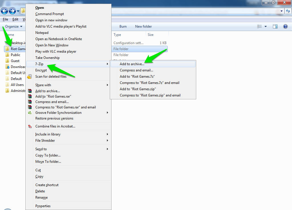 How To Compress Files In Windows | Ubergizmo