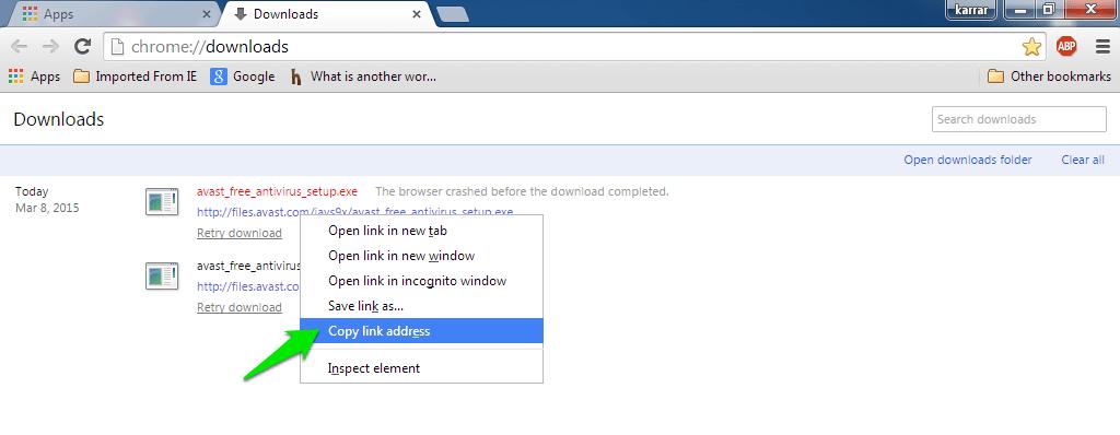 How To Resume Chrome Downloads (Using Firefox) | Ubergizmo