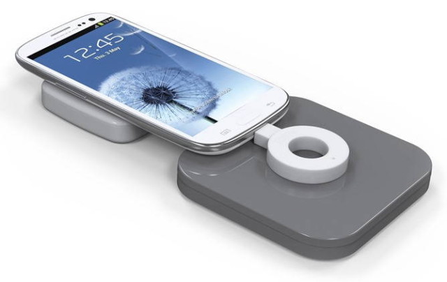 wireless charging ring