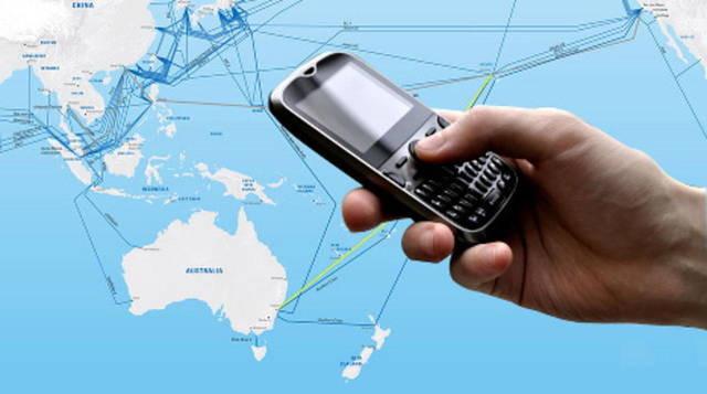 phone roaming