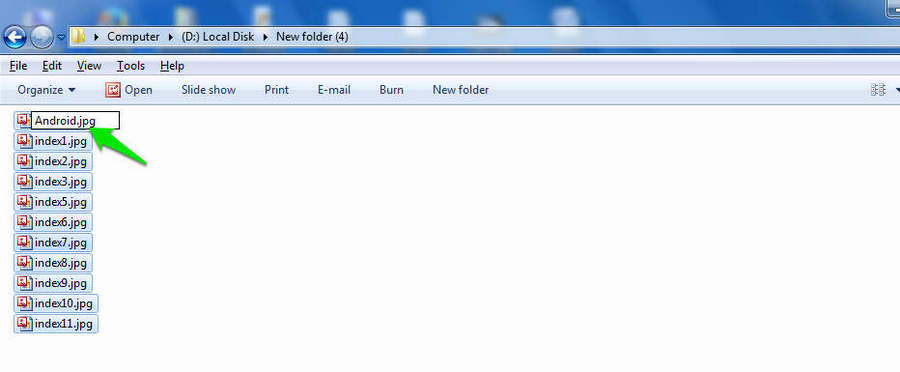 How To Rename Multiple Files (Windows) | Ubergizmo
