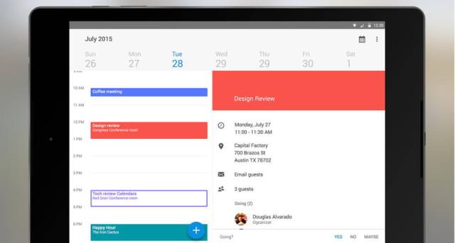 Cyanogen Replaces Google Calendar With Boxer As Default App