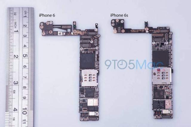 iphone 6s logic