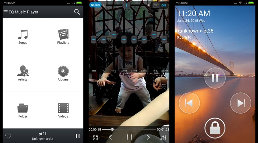 Best Music Players For Android | Ubergizmo