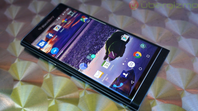 BlackBerry Priv Marshmallow Update Released By T-Mobile | Ubergizmo