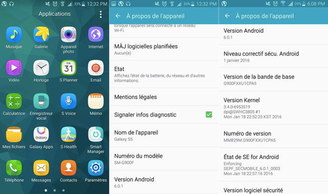 Galaxy S5's Android 6 0 1 Marshmallow Update Mistakenly Released