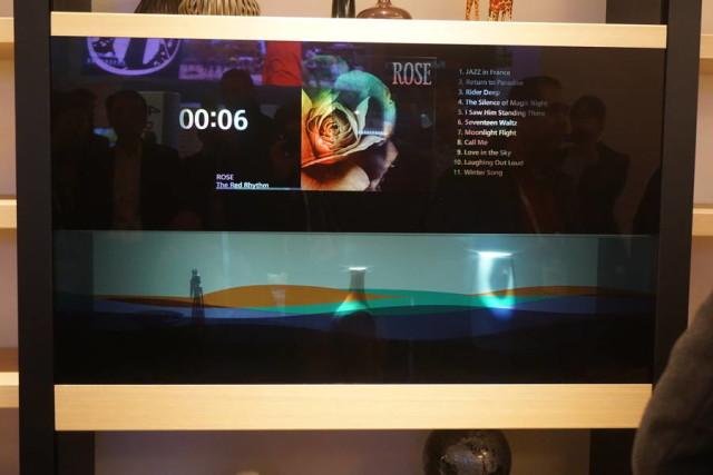 Panasonic Thinks The Future Involves See-Through TVs | Ubergizmo