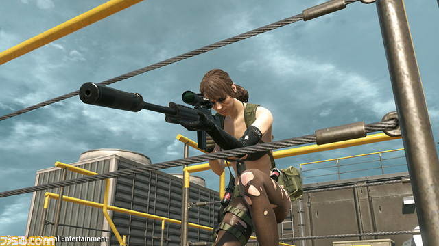 Metal-Gear-Online-DLC-Quiet
