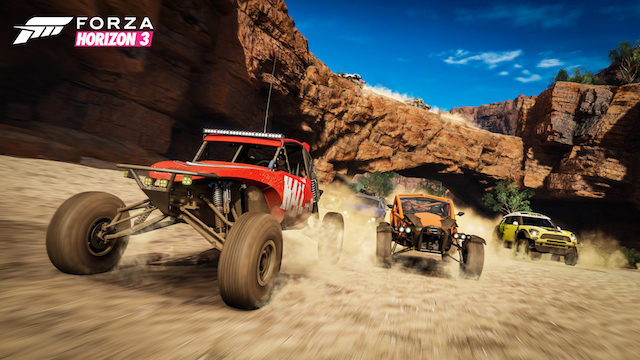 Forza Horizon 3 PC Pre-Load Goes Live | Ubergizmo