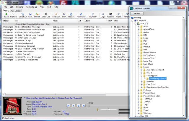 Best MP3 Tag Editors | Ubergizmo