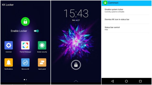 Best Lock Screen Alternatives For Android | Ubergizmo