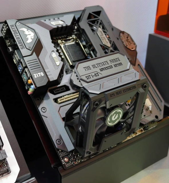 ASUS Will Let You 3D Print Parts For Your Motherboard | Ubergizmo
