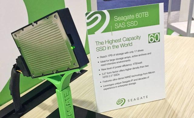 seagate 60tb