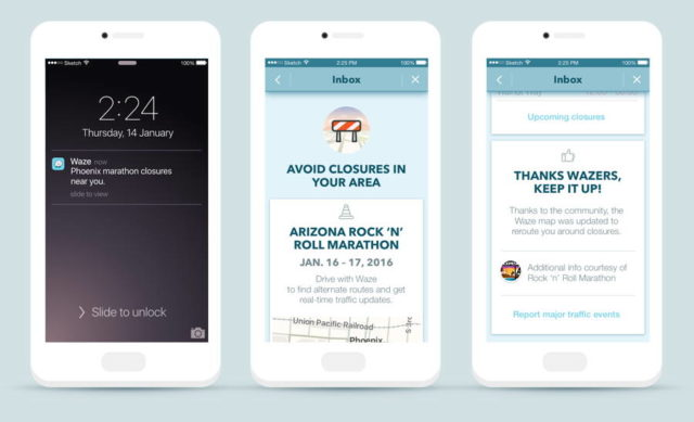 Waze Thanks Apple For Their Success, But It's Not