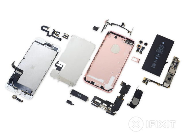 iPhone 7 & 7 Plus Scores A 7 Out Of 10 For Repairability
