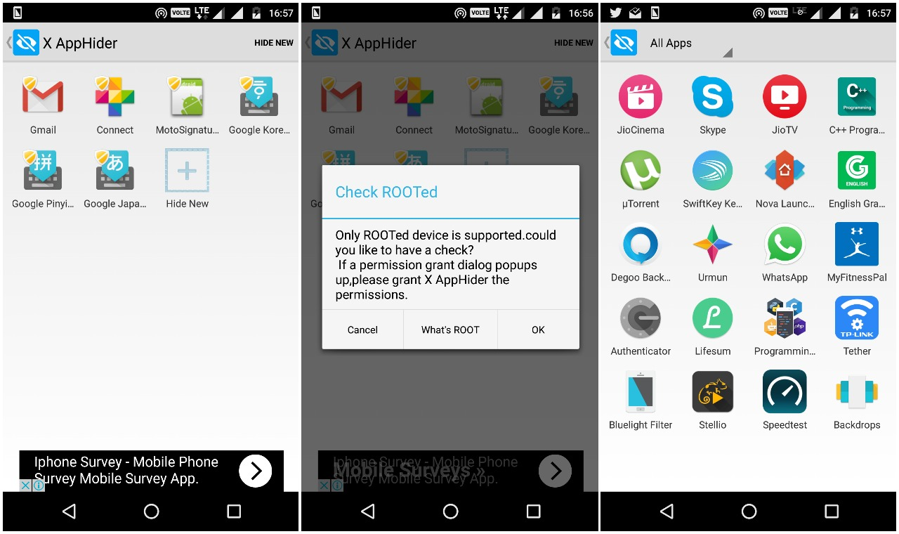 How To Hide Android Apps | Ubergizmo