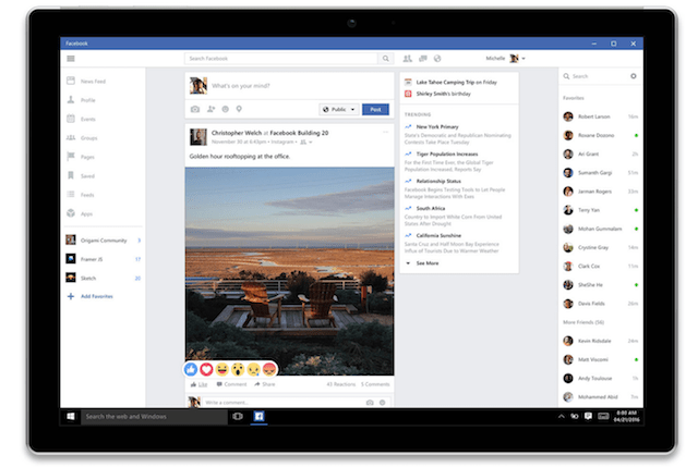 Voice And Video Calling Come To Facebook Messenger For