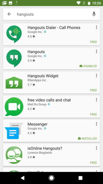 hangouts-disabled