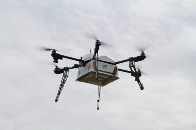 dominos-drones