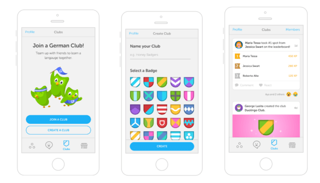 Duolingo Adds Clubs To Make Learning A New Language More Social