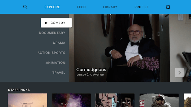New Vimeo Apps Released For Apple TV, Android TV, And