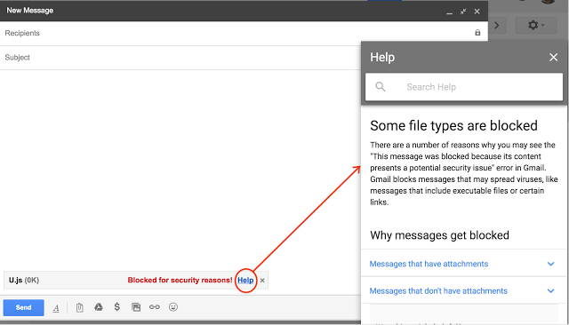 Gmail Will No Longer Let Users Attach  js Files   Ubergizmo