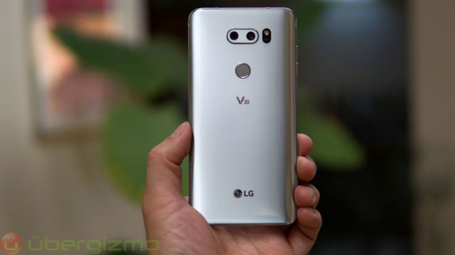 International Android 9 Pie Release Underway For LG V30 | Ubergizmo