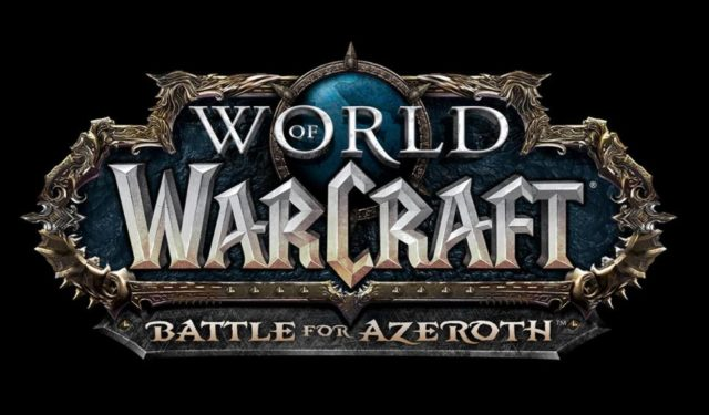 World Of Warcraft: Battle For Azeroth Expansion Open For Pre-Order