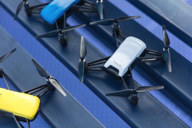 DJI & Ryze Unveils The Tello, A $99 Drone | Ubergizmo