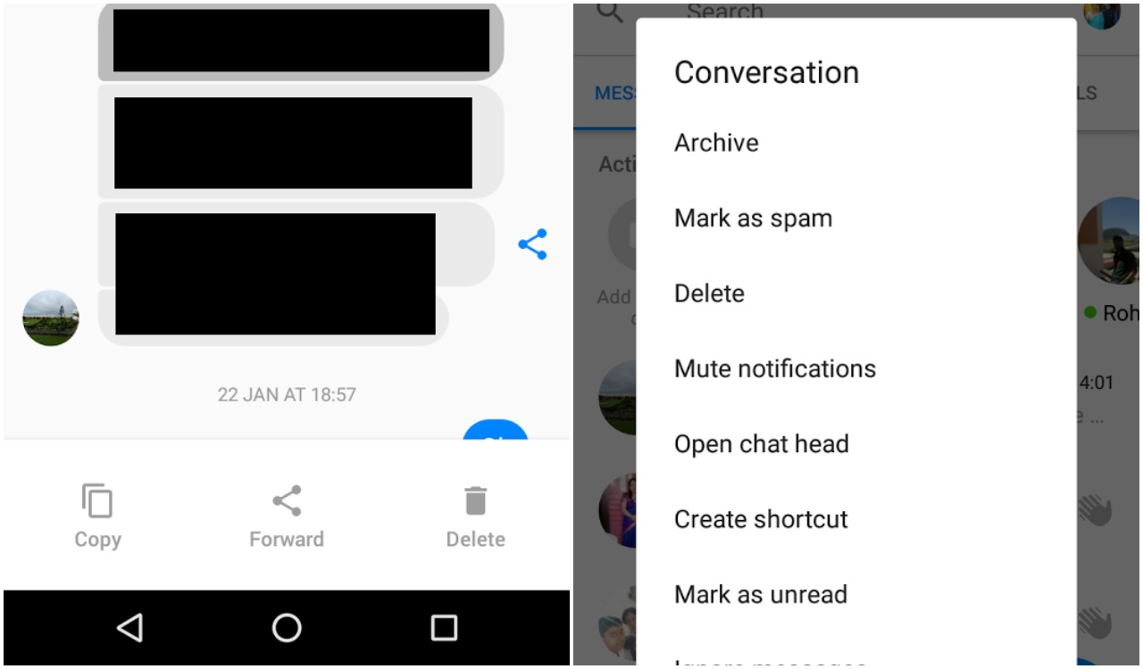 How to (Permanently) Delete Facebook Messages | Ubergizmo