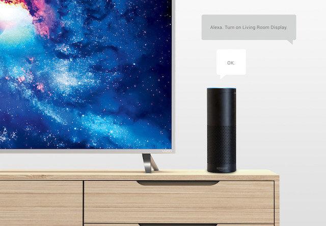 Vizio SmartCast TVs Get Support For Alexa Voice Controls