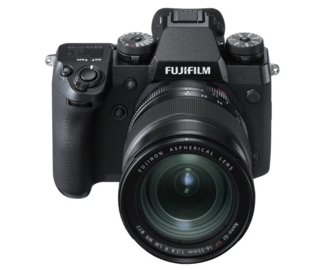 Fujifilm X-H2 Might Not Be Released In 2019 | Ubergizmo