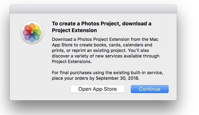 Apple's Photo Printing Service To Be Discontinued In September