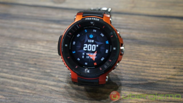 Casio Wsd F30 Pro Trek Smartwatch Will Be Available January 2019