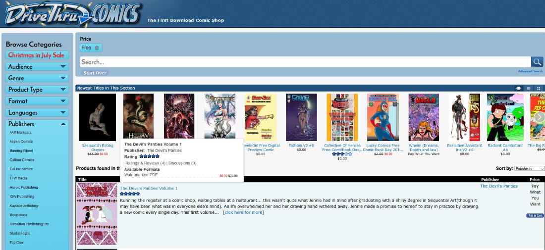 How To Read Comics Online Legally For Free? | Ubergizmo