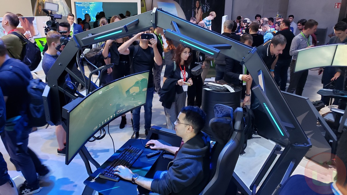 Admirable Acer Doubles Down On Its Outrageous Gaming Chair With The Uwap Interior Chair Design Uwaporg