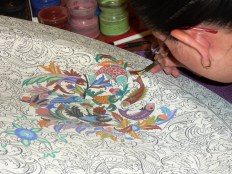 Göreme Capadócia Turquia fábrica de cerâmica