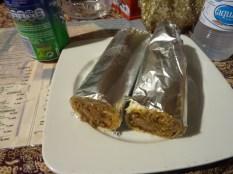Salamanca - Döner Kebab Isatis - O melhor kebab da viagem