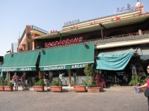 Restaurante Argana